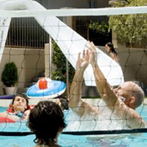Inground Pools Fun, Games, & More