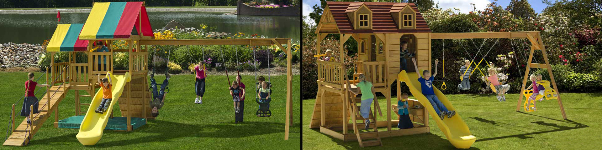 Pro Edge Play Mor Playsets
